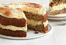 Cake Recipes / We all love a good cake recipe. There are plenty here!