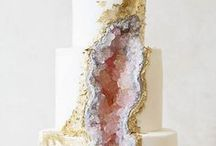 Geode Cakes / These cakes are literally the gems of the cake world!