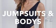 JUMPSUITS & BODYS