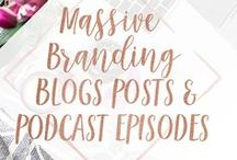 Massive Branding BLOGS POSTS & PODCAST EPISODES {COLLABORATIVE BOARD} / This board is a COLLABORATIVE Board for Female Creative Entrpeneurs to share Blog Posts & Podcast Episodes! To Join, 1. Sign Up here: bit.ly/MONETIZED 2. Send an email to netwerk@tanyawatkins.com with your profile info!