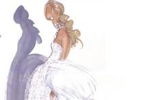 Audrey Schilt Fashion Illustration / Fashion Illustrations