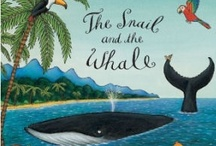 The magnificent works of Julia Donaldson and Axel Scheffler