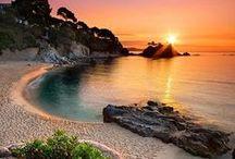 ☀ Sunset Photography  ☀ / Fotos de la naturaleza, repines.