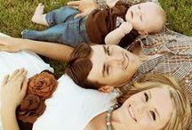 ❄ Family Photography ❄ / Photo ideas, algunas ideas de fotos para una sesion de familia.
