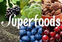 Superfoods-Superfruits / Healthy Superfruits