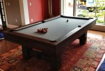 Some of our installations / Here are some of our most recent installations.  You will find some great ideas for your game room in this board.