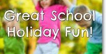Linku2 School Holidays / School holiday fun and activities!