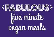 Vegan Easy Recipes