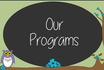 Our Programs / Find out about all the programs Child & Family Resources offers by also visiting our website at www.ChildFamilyResources.org or call 1-888-241-5002 or direct 520-881-8940.