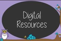 Digital Resources / Technology is all around us!  Let's use it to our advantage.  Here you will find apps and websites that you might find useful for your family.