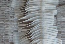 Textil färg och form