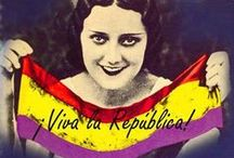 La República / La República española no ha dejado de existir jamás en derecho. Fue desposeída por la fuerza, pero para todo espíritu democrático su existencia legal sigue en pie..!!