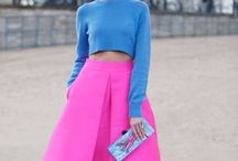 What She Wore / Street Style