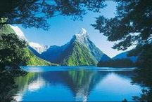 Linku2 Beautiful New Zealand / New Zealand is a country full of natural beauty and colour - here we show you many people's perspectives and views of our amazing New Zealand!