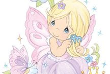 Activity Pages 4 My Twin Angels - Coloring Pages / Use to teach my kids about anything