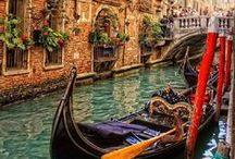 Dream Destinations / Travel locations that are exquisitely beautiful.