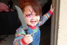 Déguisements d'Halloween pour les petits Choux / Déguisements à faire soi même