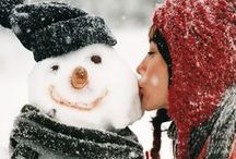 Lyoness | Winter / These inspirations will make you excited for winter. Snow, cold weather, warming clothes and drinks.