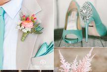 Mint Wedding Theme Ideas