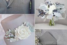 Grey wedding theme ideas
