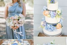 Soft blue wedding ideas