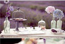 English Country Garden Wedding Inspiration / A wonderful mood board full of English garden inspiration.