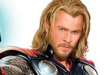 Thor and other hunks:)