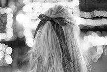Hair. / Hair style, cut and colour ideas.