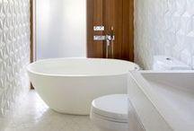 Bathroom & Sauna / Inspiration for 'suomalainen sauna'. Wood tones? Light and bright? Dark and mystic? What do you prefer?