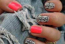Nails / Special nail designs
