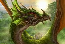 Dragons / Dragons of every kind. No nudity please.
