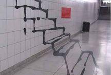 Street Art - Public Art