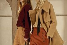Yellow, Camel, Brown
