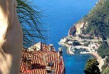 Cote d'Azur - Provence - Riviera - France