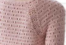 Crochet Clothing Inspiration