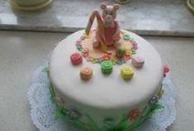 Moje Torty Urodzinowe. My Birthday Cakes / Birthday Cakes