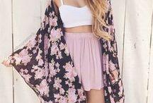 summer closet ☼