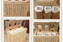 recycling / pomysły DIY i inne, związane z recyklingiem