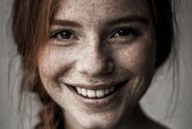 Redhair & Freckles!! ♥