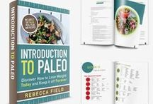 Paleo eBooks / We have 4 easy to follow eBooks that contain all of the information that you need in order to make that transition to a healthy and sustainable paleo lifestyle.