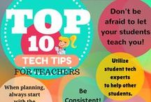 Tech Tips for Teachers / Teachers need tech tips too. Check out this board to get great ideas for teachers in the technology department.
