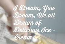 Ice Cream ♥