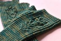 Knit and wool in petrol....