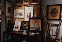 Galeri / Galerinin içinden