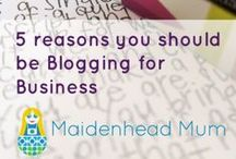 Blogging: Tips and Tricks / Useful advice and info to help you along your blogging journey