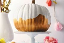 fall crafts & fall home decor / inspiration for fall decoration, halloween costume ideas and halloween party decor