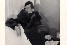 fashion history, designer couture / by janina vinitskaya