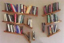 Bookcase / bookcase