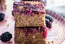 GLUTEN FREE BAKING DESSERTS | recipes / Best blogger's gluten free cookies, cakes, bars, pies, quick breads, muffins, brownies, and scones to name a few. You'll see various ingredients including coconut, garbanzo, almond, buckwheat, rice, hemp, quinoa and of course, many traditional baking ingredients.