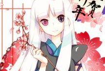 Anime: Katanagatari (刀語)